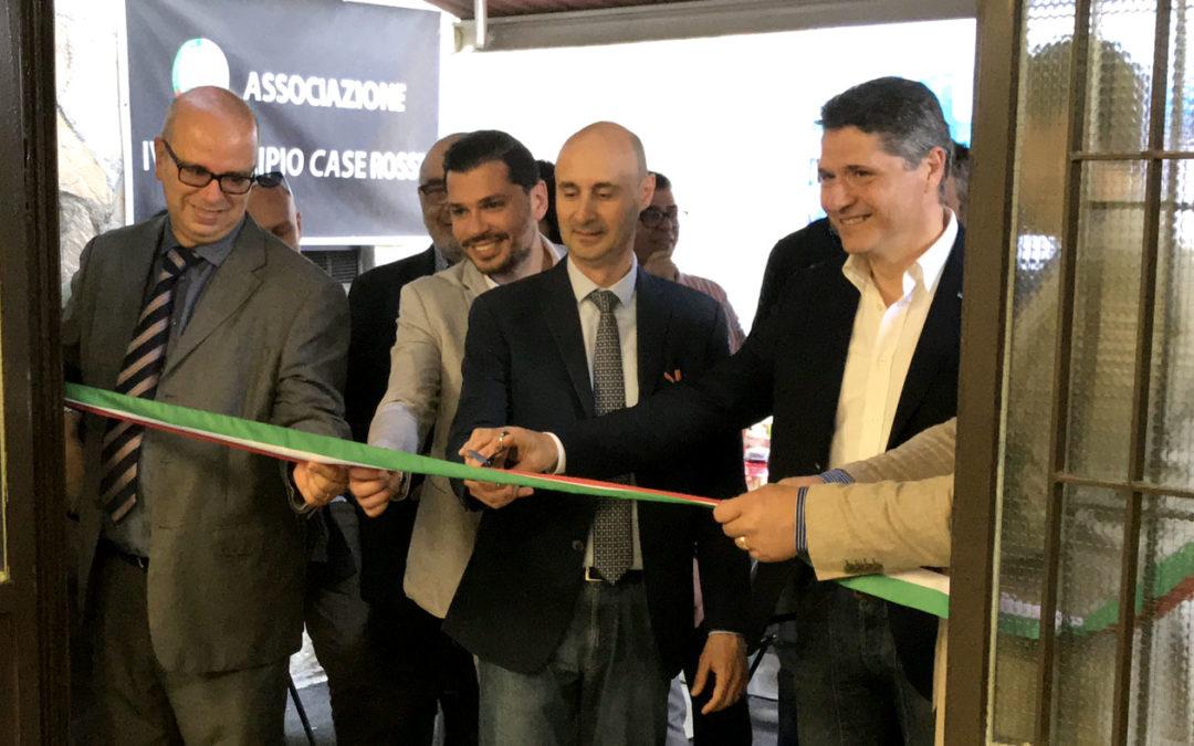 Inaugurazione Sede Zonale Roma Est: un nuovo inizio