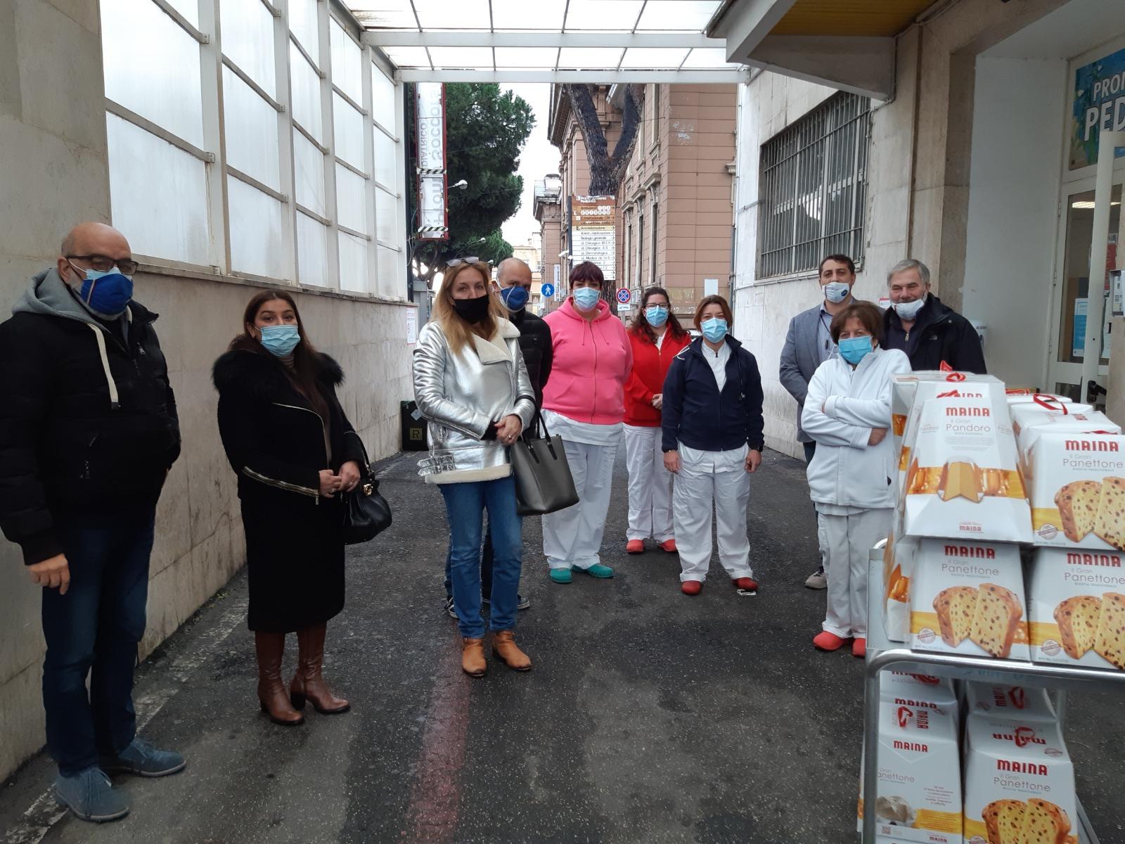 ospedale pediatrico umberto I roma